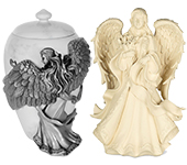 Angel Urns